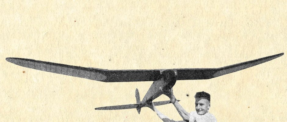 Roy Yeabsley's Sunspot is another nice glider to be built